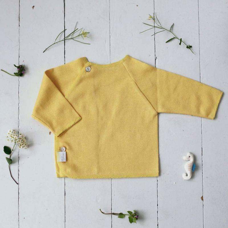 Schlüttli von Selana aus feiner Bio-Baumwolle in sun