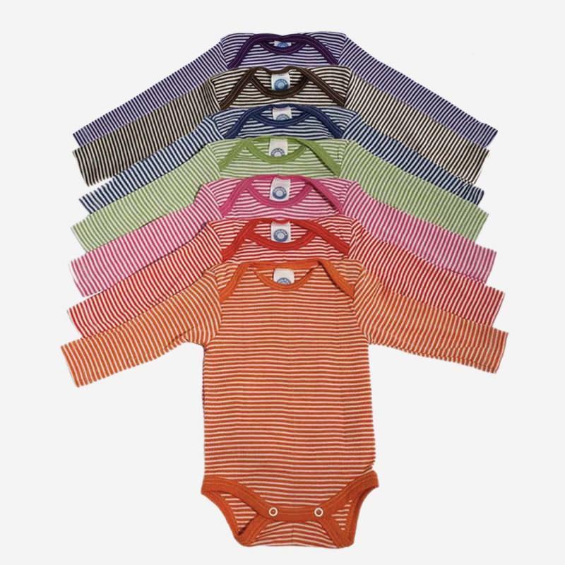Body Ringel Wolle/Seide