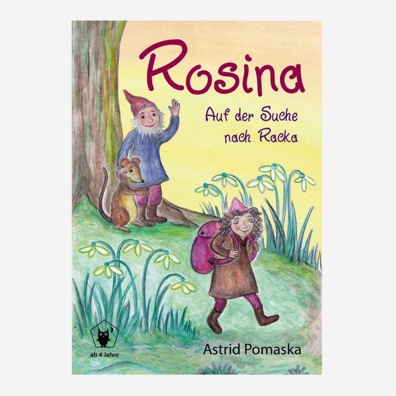 Buch Rosina – Auf der Suche nach Racka