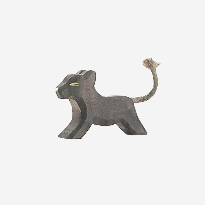 Panther klein laufend