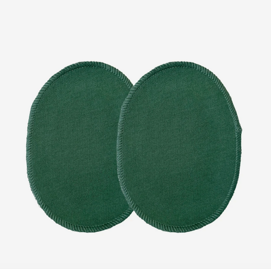 Second-Chance Flicken Knee Patches von Orbasic in forest green