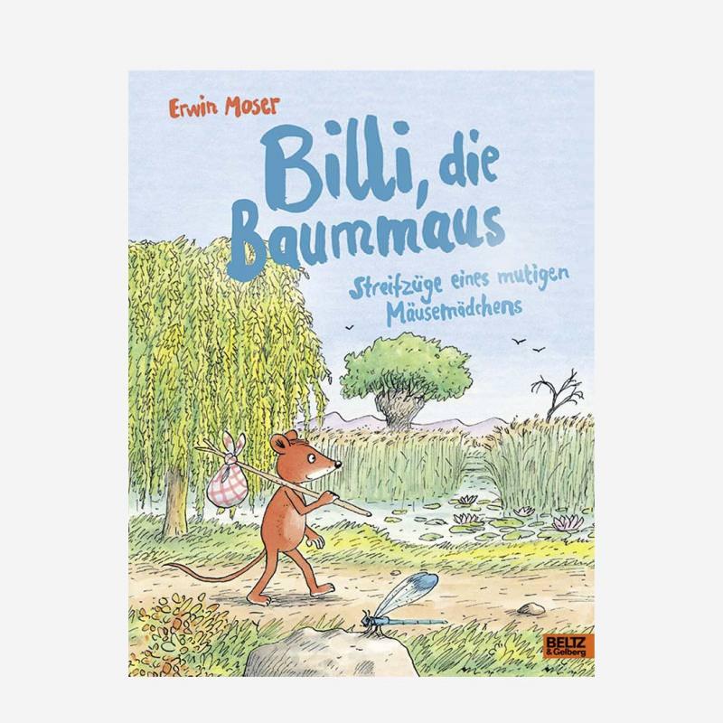 Billi, die kleine Baummaus