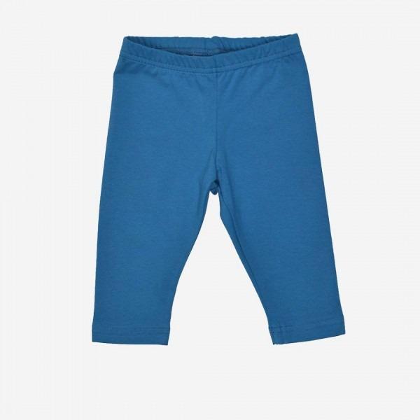 3/4 Legging blau