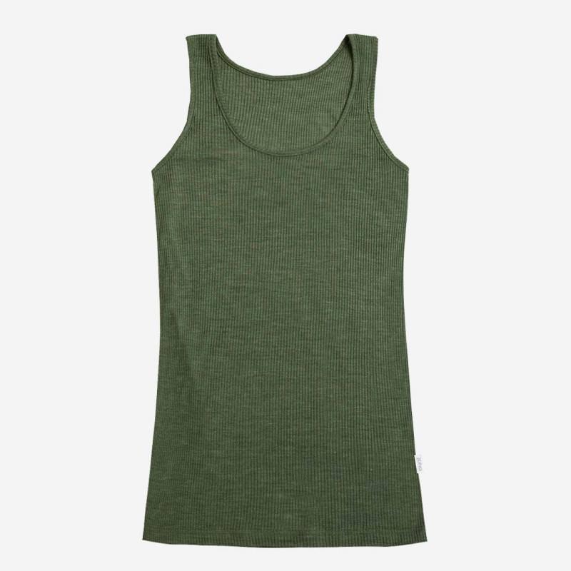 Tank Top olivgrün