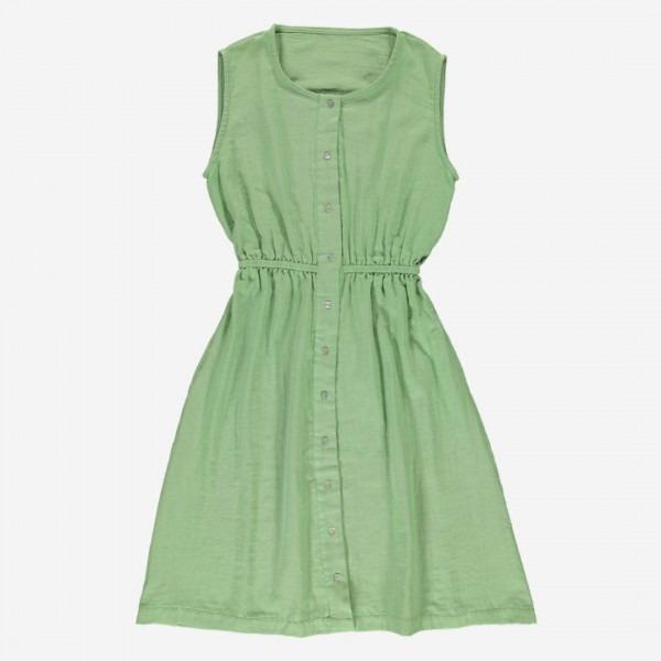 Kleid BERGAMOTTE Green Jade   Lila Lämmchen Onlineshop