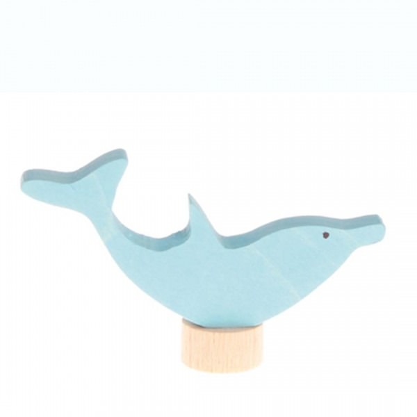 Figurenstecker Delphin