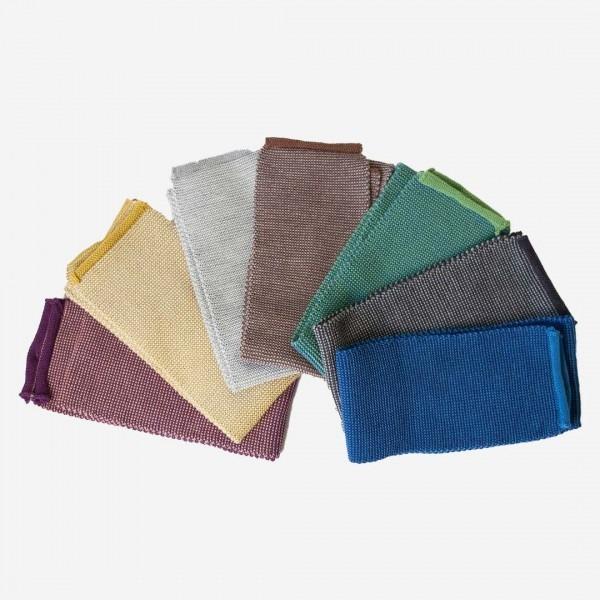 Melange-Schal Wolle