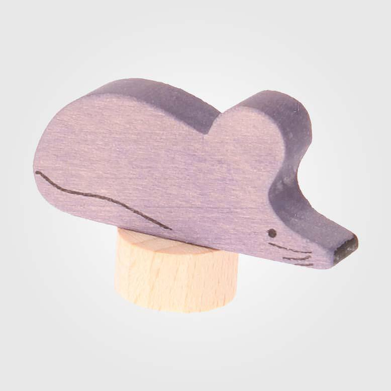 Figurenstecker Maus