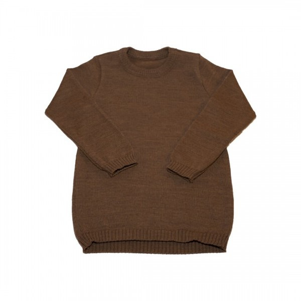 Basic Pullover Wolle