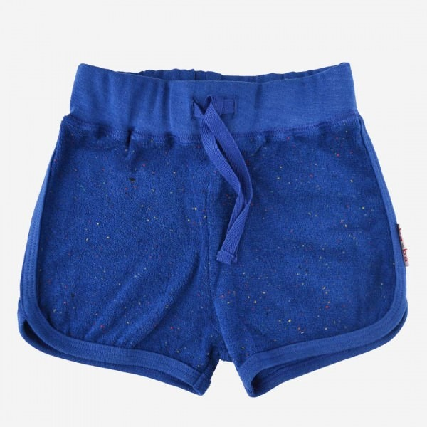 Shorts blau Frottee