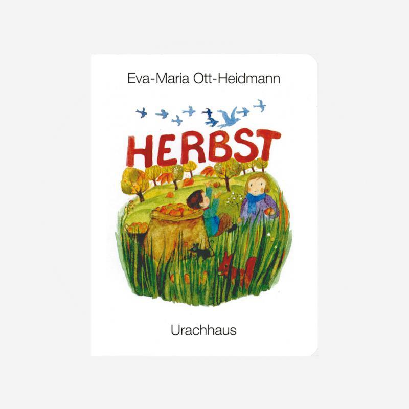 Buch Urachhaus Eva-Maria Ott-Heidmann Herbst 978-3-8251-7010-3