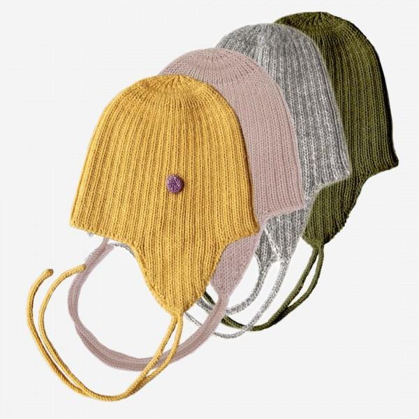 Alpaka Mütze String