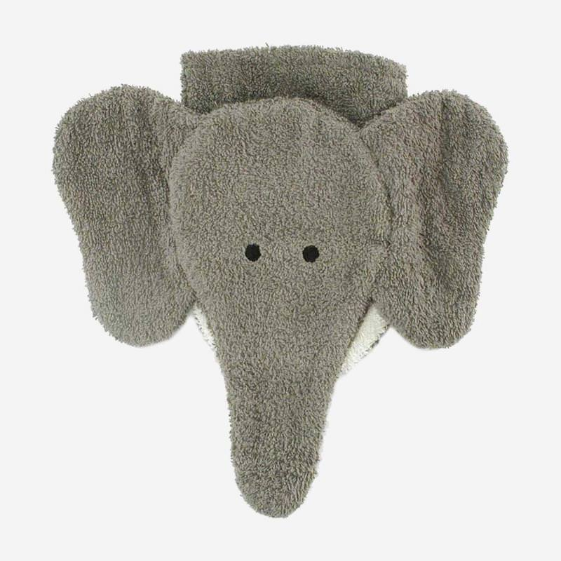 Waschhandschuh Elefant