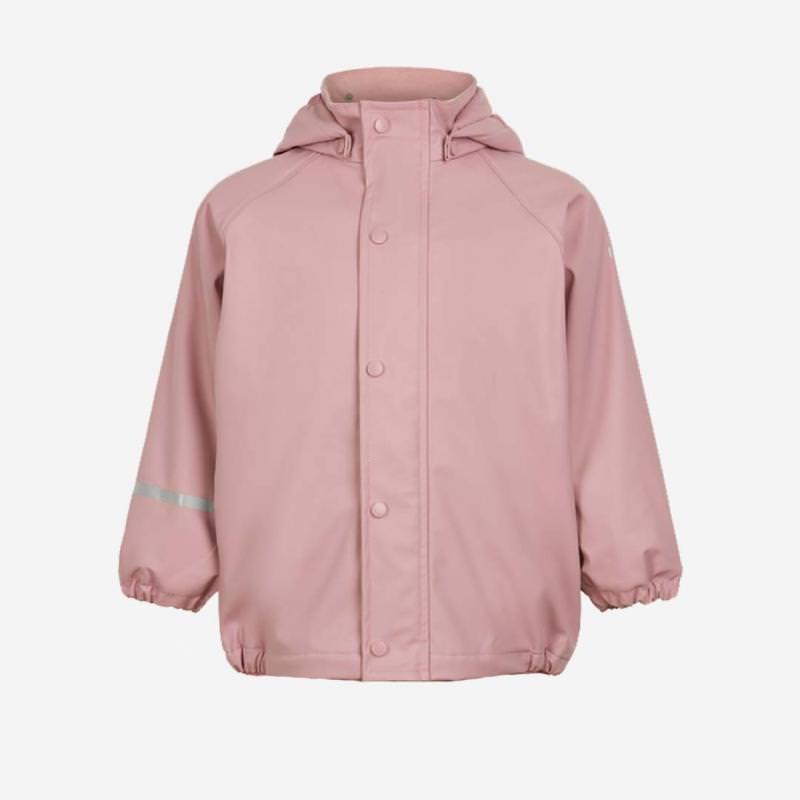 Kinder Regenjacke rosa Celavi