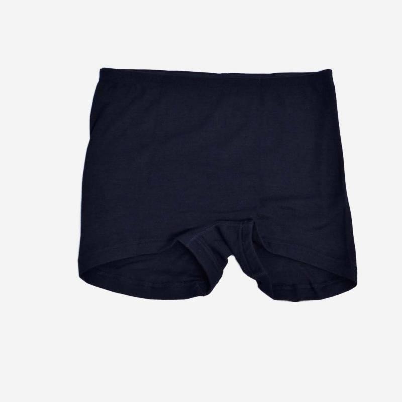 Damen Pants Bermuda schwarz