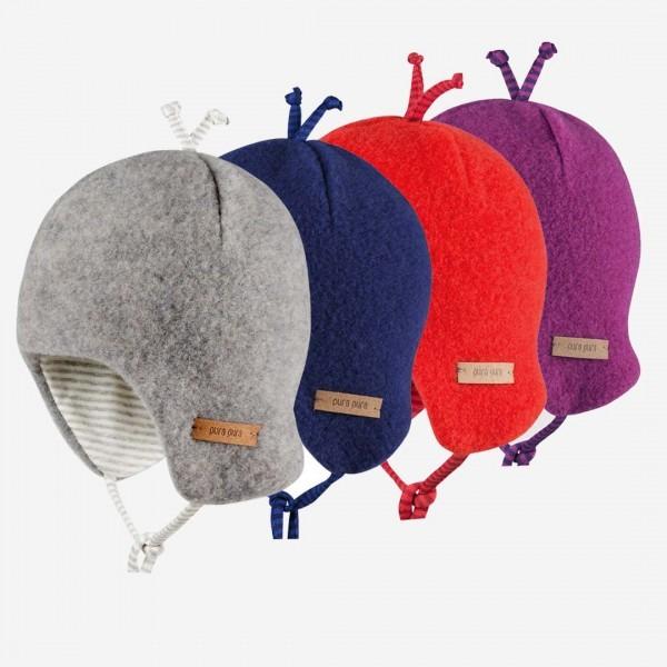 Baby Mütze Fleece