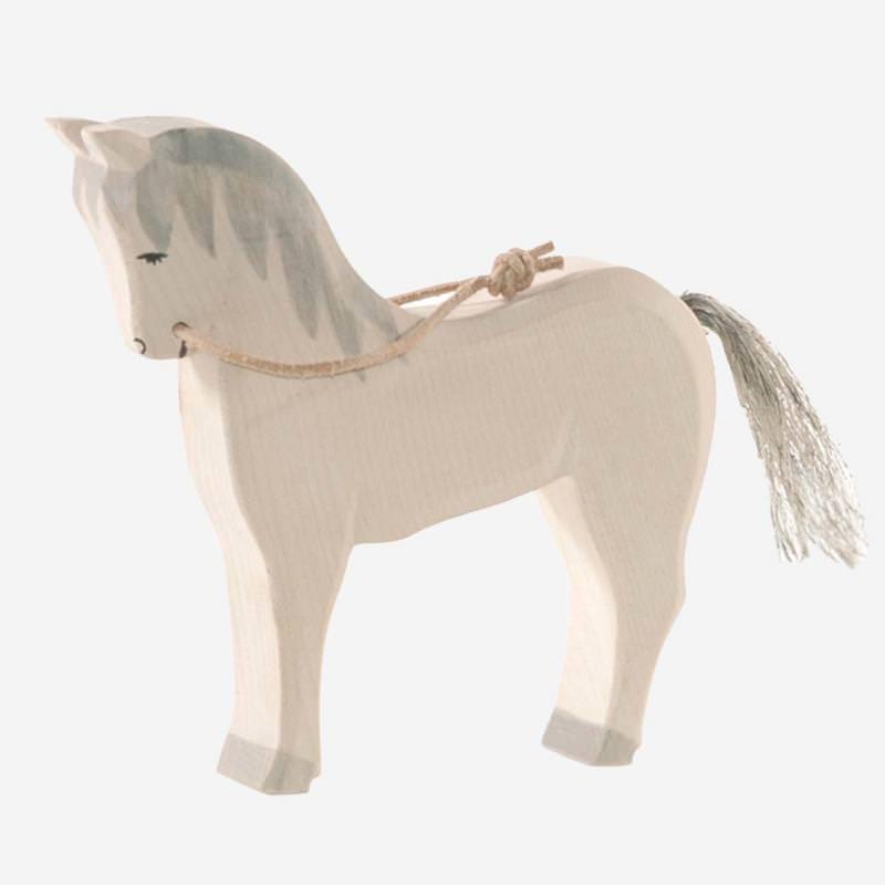 Pferd weiß