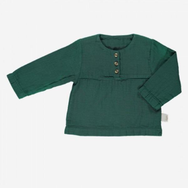 Blouse REGLISSE Bistro Green