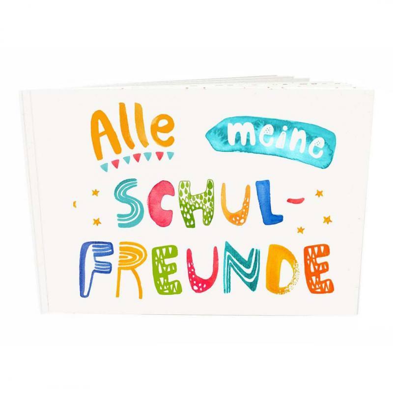"""Buch """"Meine Schulfreunde"""""""
