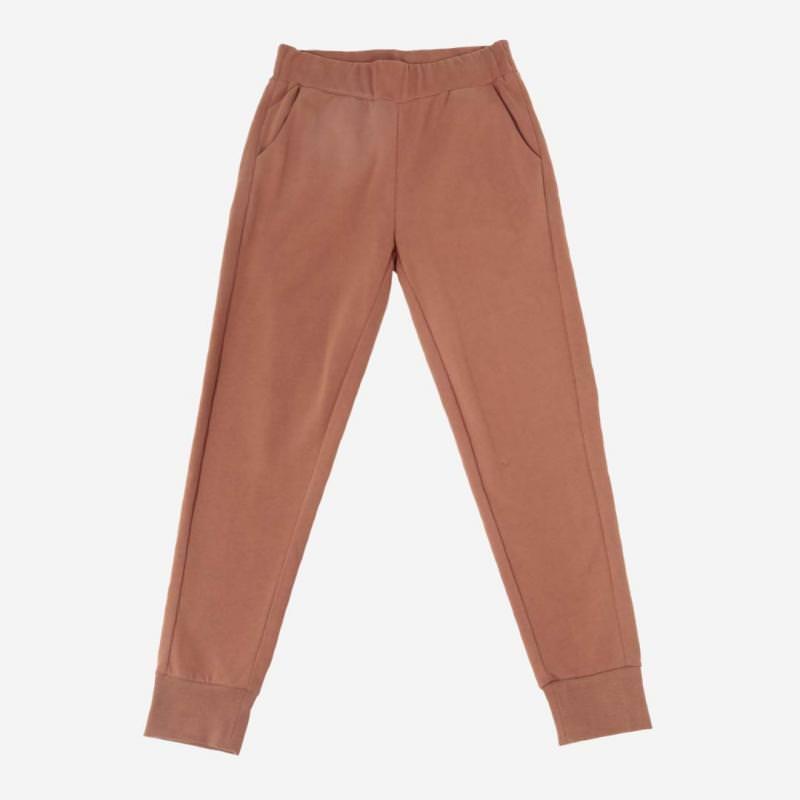 Women Easy Pants caramel cookie