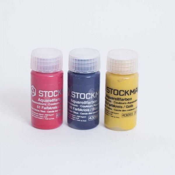 Aquarellfarben Farbkreisfarben 20 ml