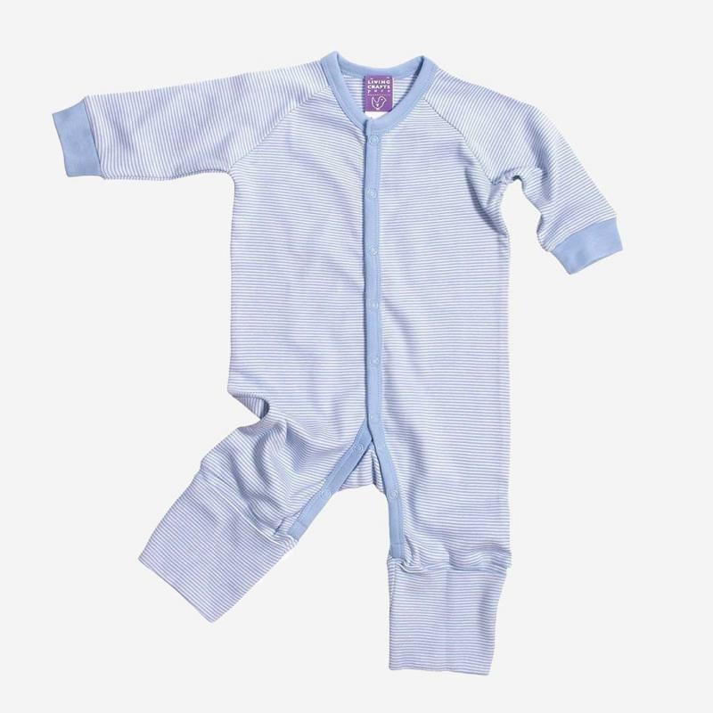 Schlafanzug mit Beinumschlag Baumwolle