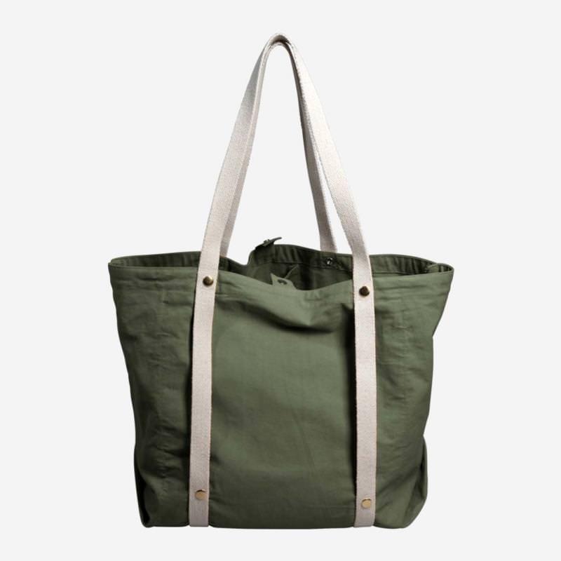Tote Bag oliv