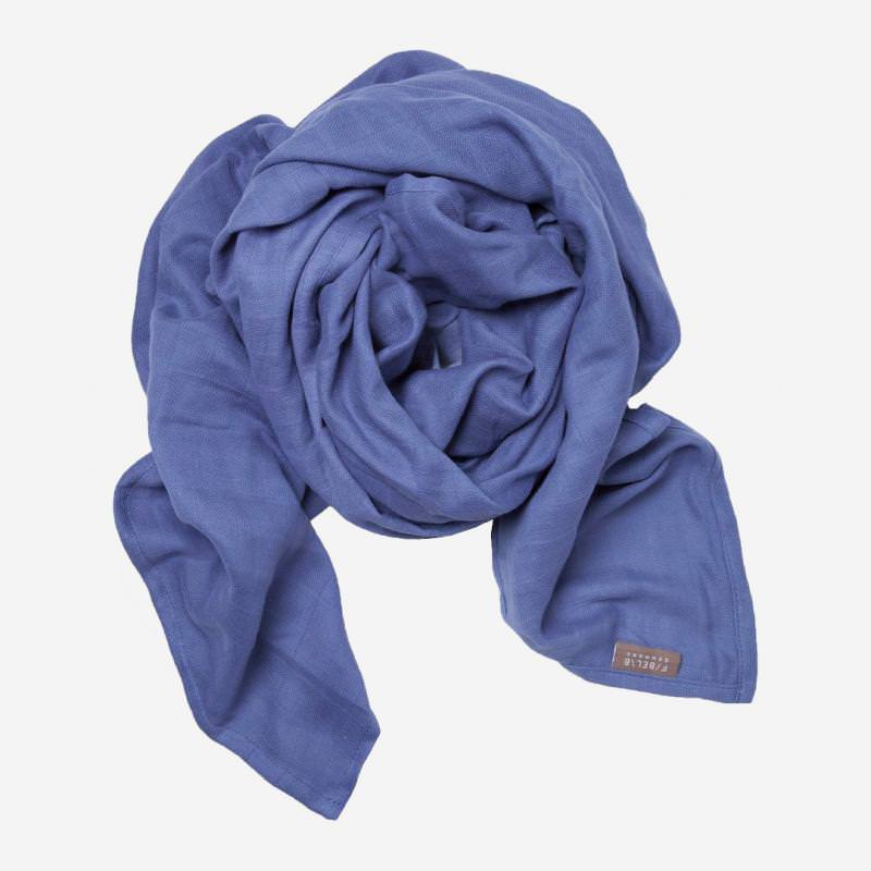 Swaddle Musselin Tuch groß nightfall blue