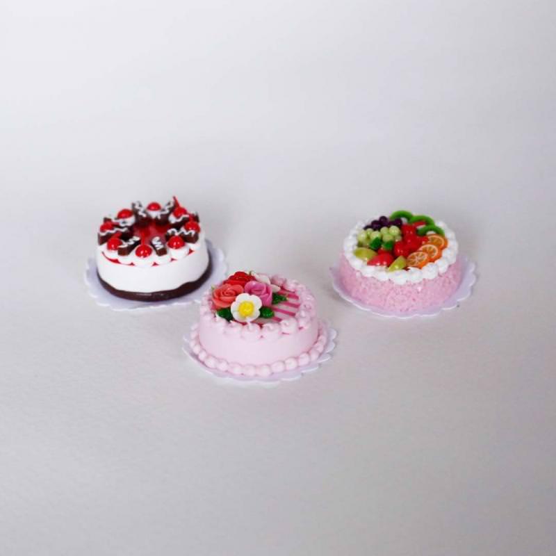 Puppenhaus Torte