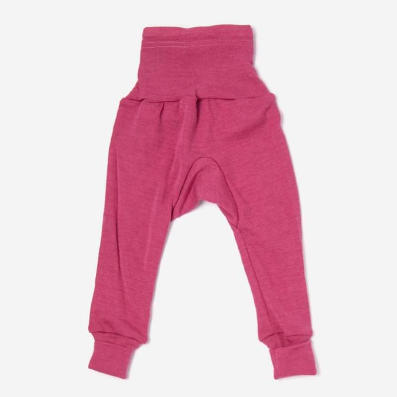 Baby Hose mit Bund pink