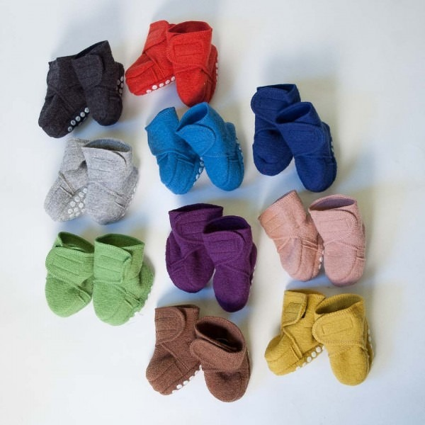 Walk-Schuhe Wolle