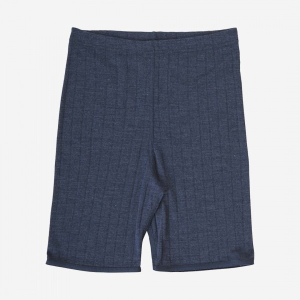 Damen Shorts Wolle/Seide