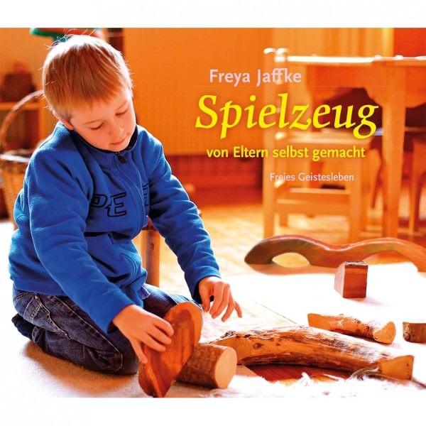 Buch Spielzeug von Eltern selbst gemacht