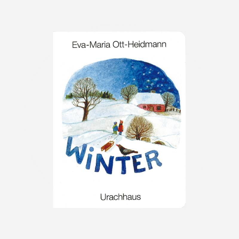 Buch Urachhaus Eva-Maria Ott-Heidmann Winter ISBN 978-3-8251-7011-0