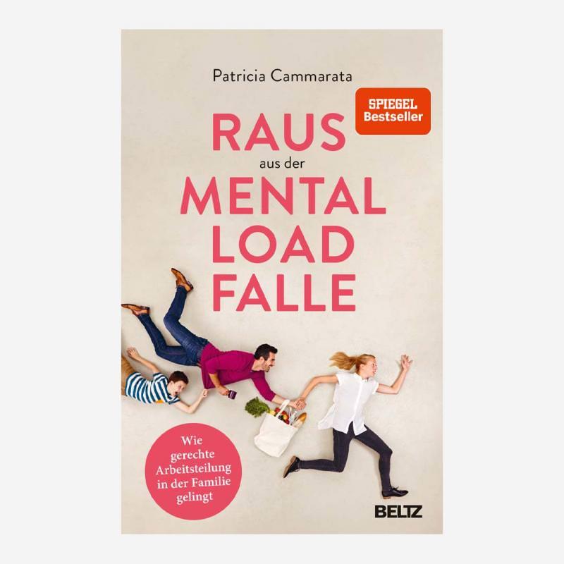 Buch Raus aus der Mental Load-Falle