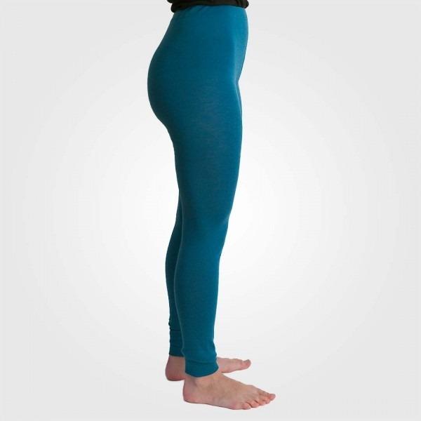 Lange Unterhose meerblau