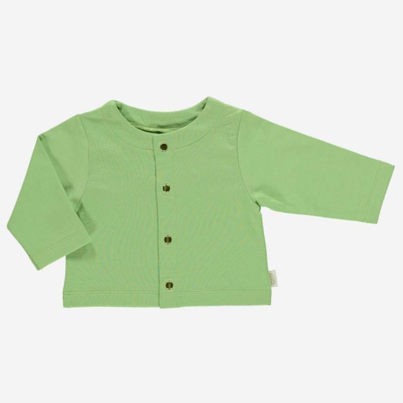 Cardigan CAMOMILLE Green Jade