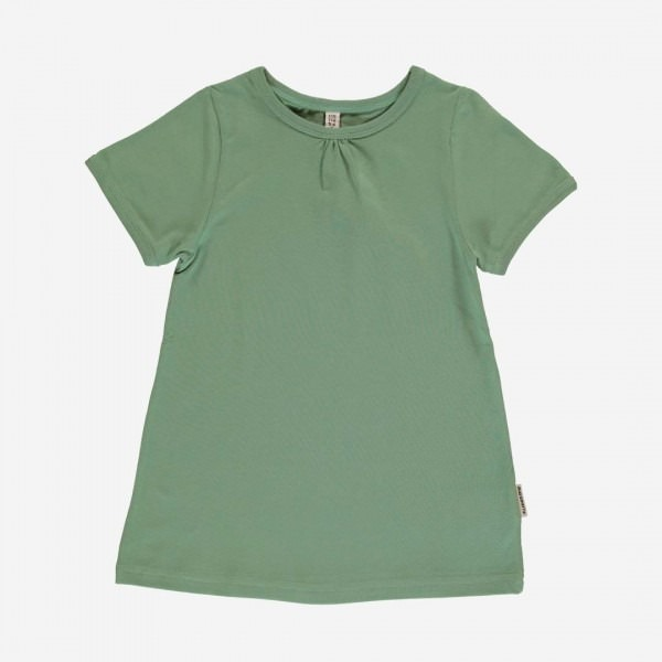 T-Shirt A-Line pale green