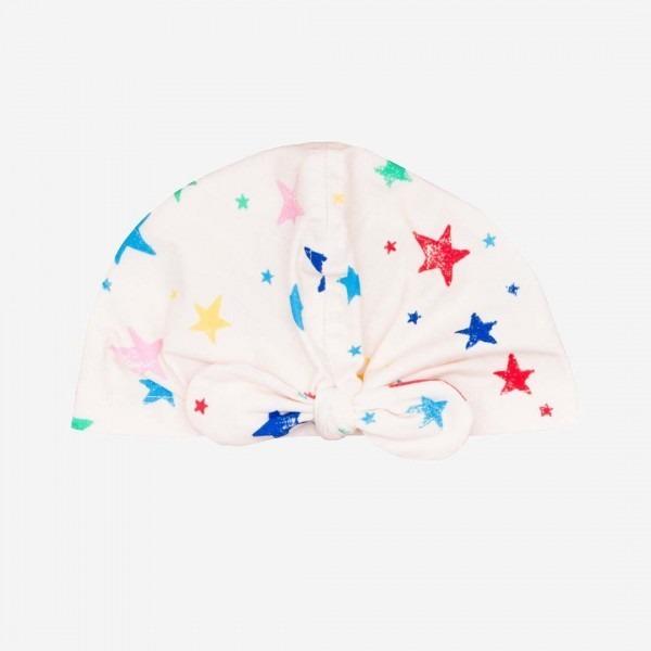 Baby Mütze multi kulti stars