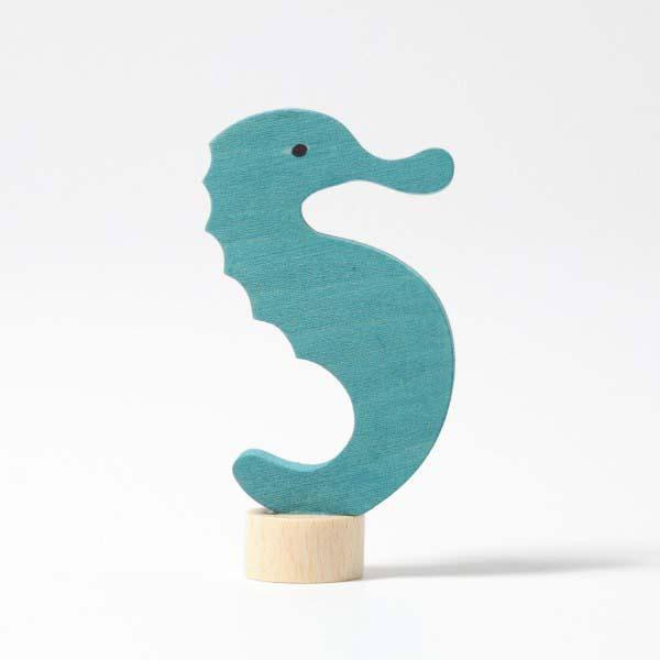 Figurenstecker Seepferdchen von Grimms