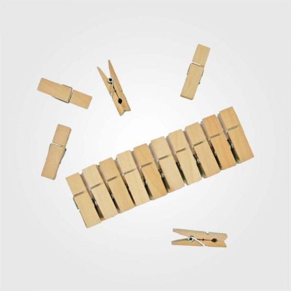 Holz Wäscheklammern