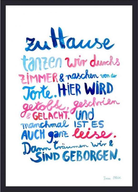 "Print ""Hausordnung"""
