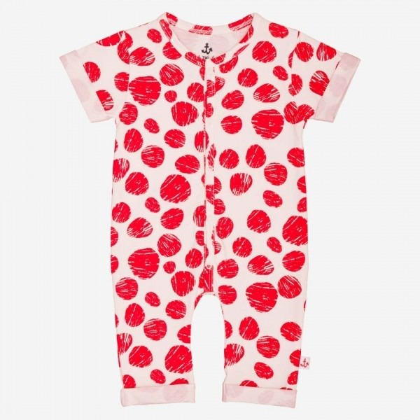 Harem Overall red dots