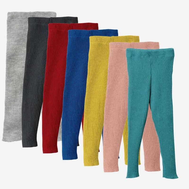 Strick Leggings von Disana aus Wolle