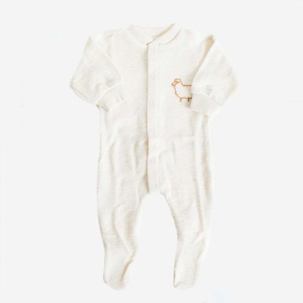 Schlafanzug Wollfrottee