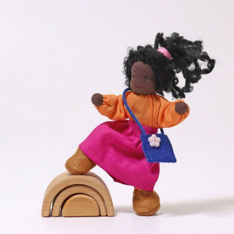 Puppenstuben Mädchen Lisa von Grimm´s