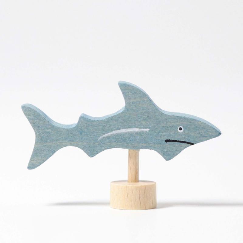 Figurenstecker Hai von Grimms