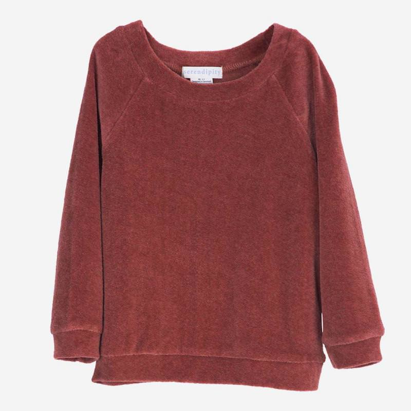 Pullover Velours Cayenne