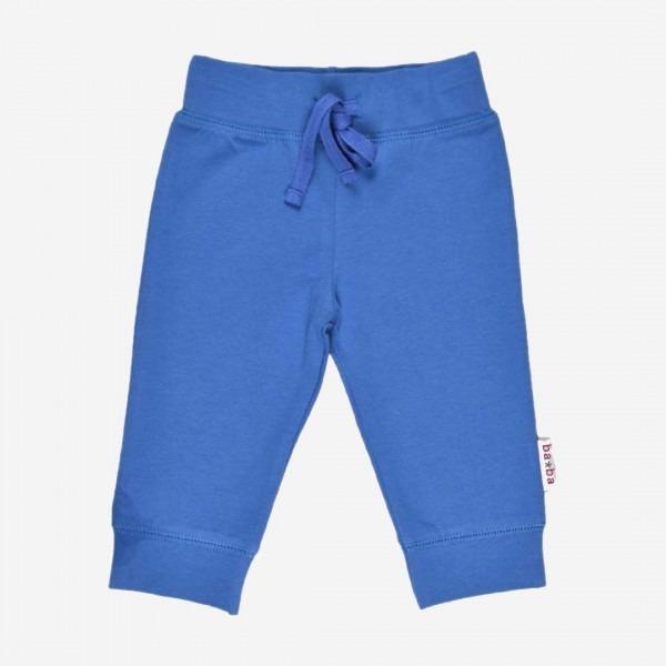 Babyhose blau