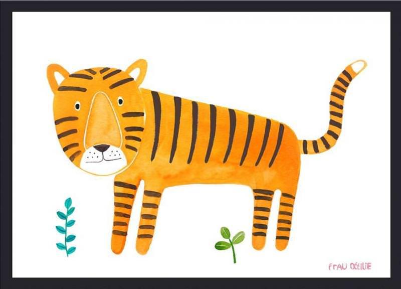 Print Tiger